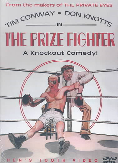 PRIZE FIGHTER BY CONWAY,TIM/KNOTTS, (DVD)
